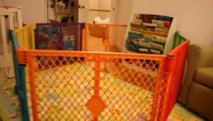 Safe area for kids